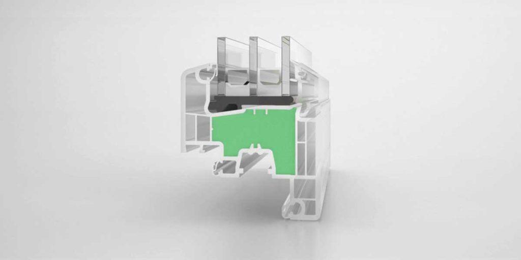 okna pcv energooszczędne